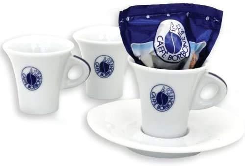 Caffe Borbone Mokkatasse - Die wichtigsten Merkmale in der Übersicht