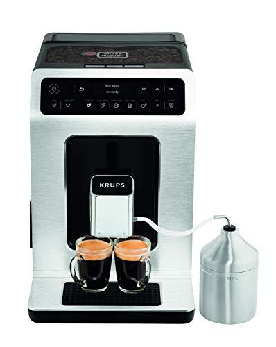 Die EA891D Krups Latte Macchiato Kaffeemaschine - Einige Merkmale im Überblick
