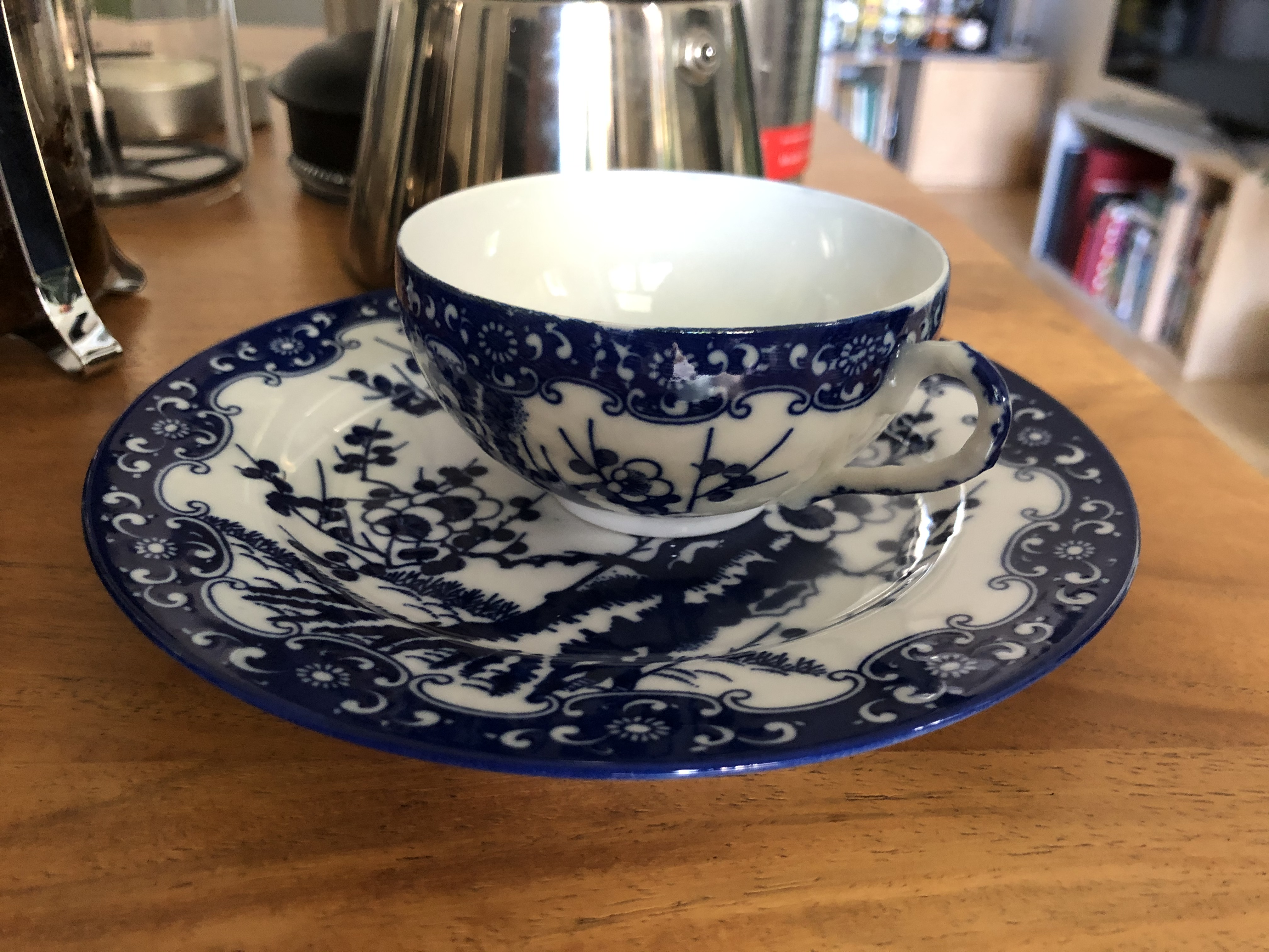 trinken-blau-doppelwandglas-china
